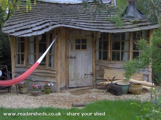 Housetree Eco Shed