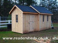 Brian's Combo Shed (coop/shed)