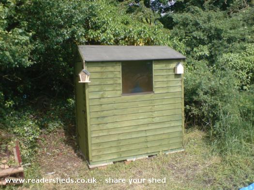 Alotment Shed 1
