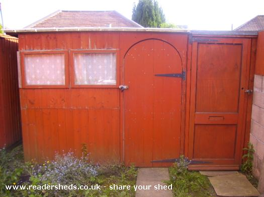The Xtra shed