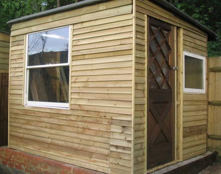 Youthblog's Shed