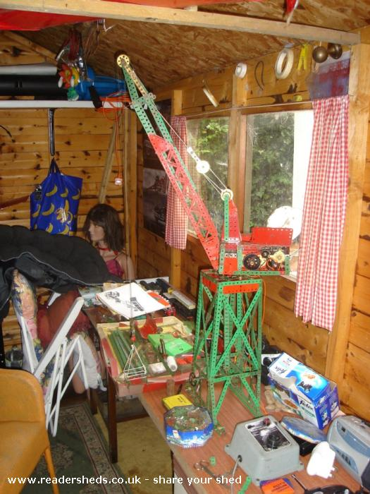Al's meccano shed - Big Al