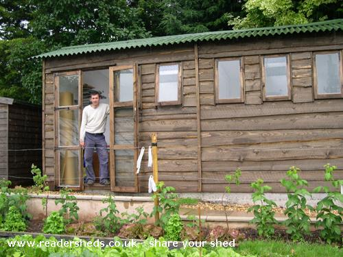 Photo of Little Elephant, entry to Shed of the year-