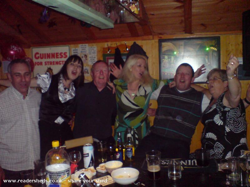 Photo of paddy's bar, entry to Shed of the year-