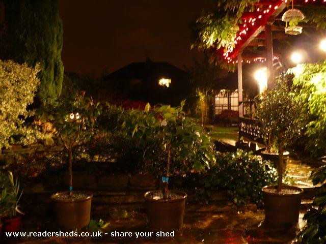 Photo of Tea Shed, entry to Shed of the year