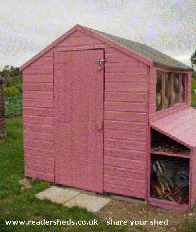 The Pink Shed