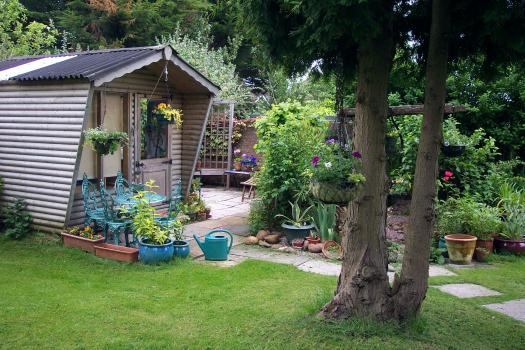 Photo of anne's Toy, entry to Shed of the year-