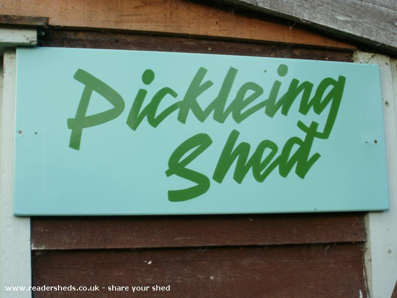 pickling shed