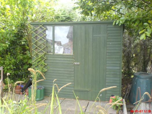 Roger's Shed