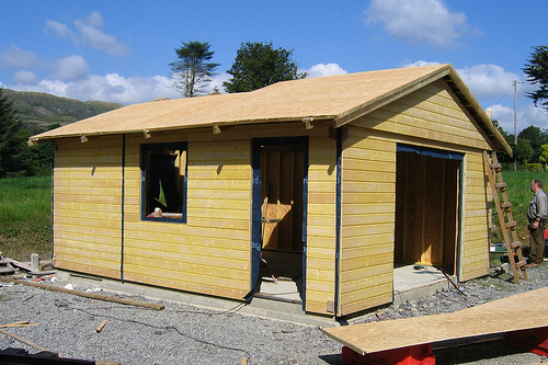 Photo of Too new, entry to Shed of the year-