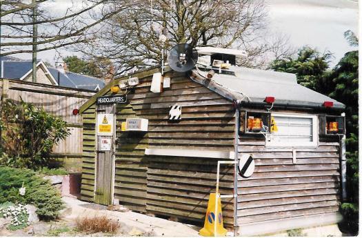 TARDIS - Stuart Mantle - Farnham, Surrey