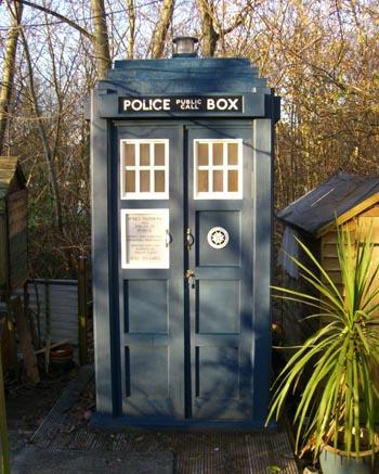 Timegirl's TARDIS - Timegirl - Kent