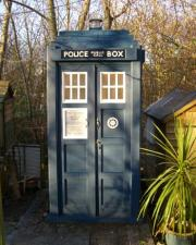 Timegirl's TARDIS - Timegirl