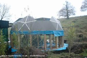 Eco Dome - Paul Robinson - Brampton, Cumbria