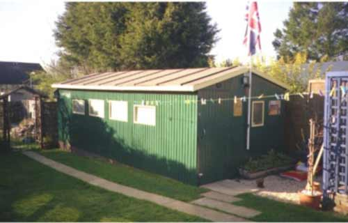 Photo of ALLAMBI, entry to Shed of the year-