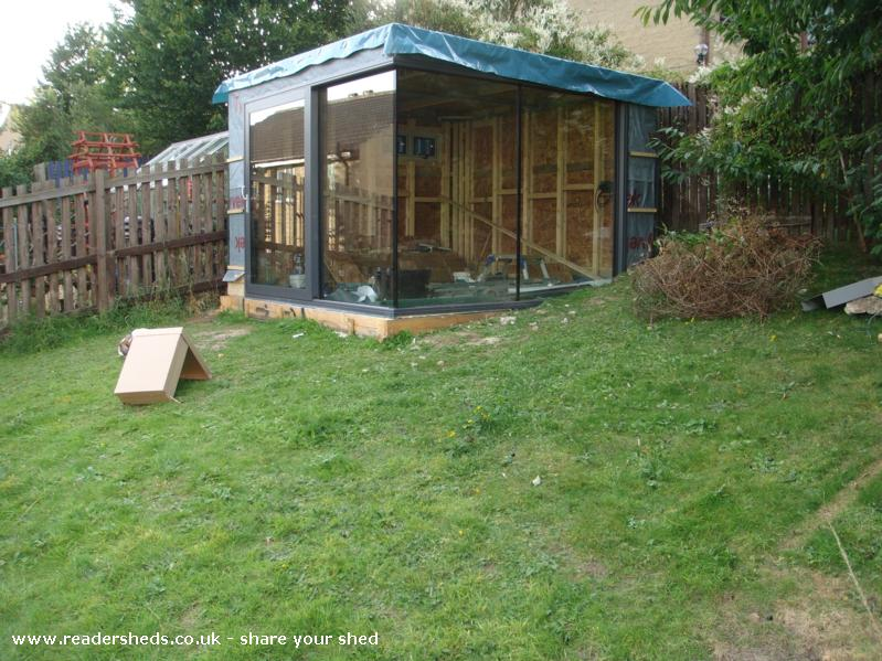 Photo of Summer Shed, entry to Shed of the year