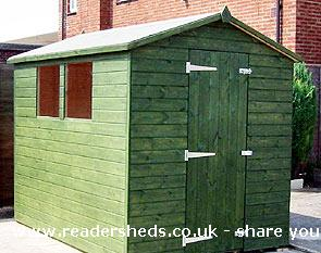 Coddys Casual Shed
