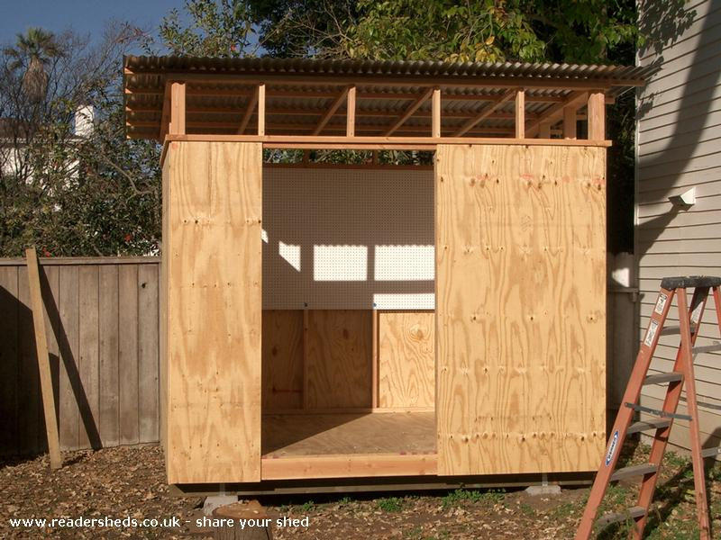 Photo of Studio/Shed, entry to Shed of the year