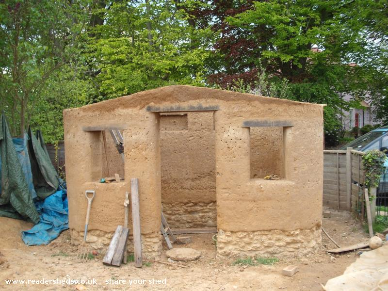 Photo of Cob Shed, entry to Shed of the year