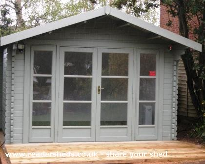 Photo of The Ruminator, entry to Shed of the year