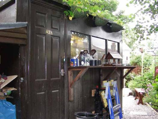 Man Caves For Sale Uk : Man cave workshop studio from rossendale lancs owned by