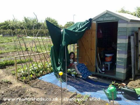 Photo of Frankenshed, entry to Shed of the year