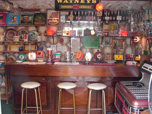 Prince Of Wales Pub 1970 S Pub Entertainment From