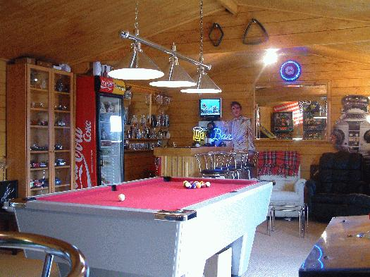 Steveu0027s Games Room, Cabin/Summerhouse From Lessingham Owned By Steve  #shedoftheyear