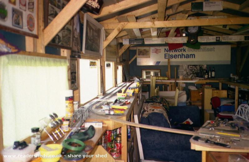 Photo of ALLAMBI, entry to Shed of the year