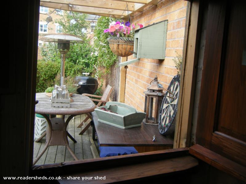 Photo of Uisge Betha, entry to Shed of the year