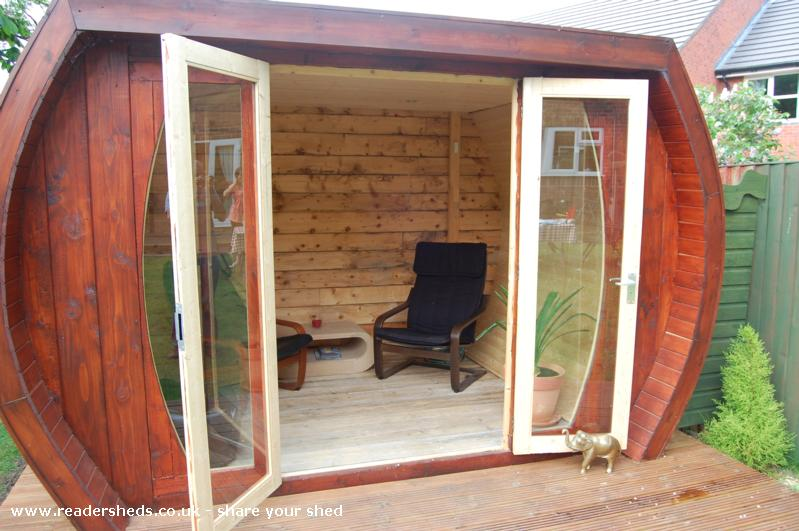 Ecopod Natures Haven From Knutsford Cheshire Owned By Tim