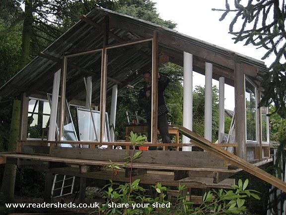 Photo of Pool Hoose, entry to Shed of the year