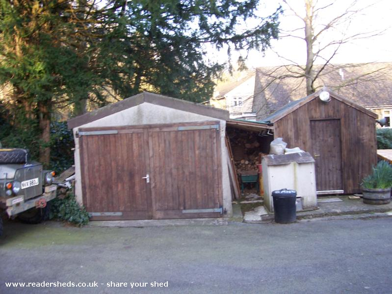 Mikes Shed