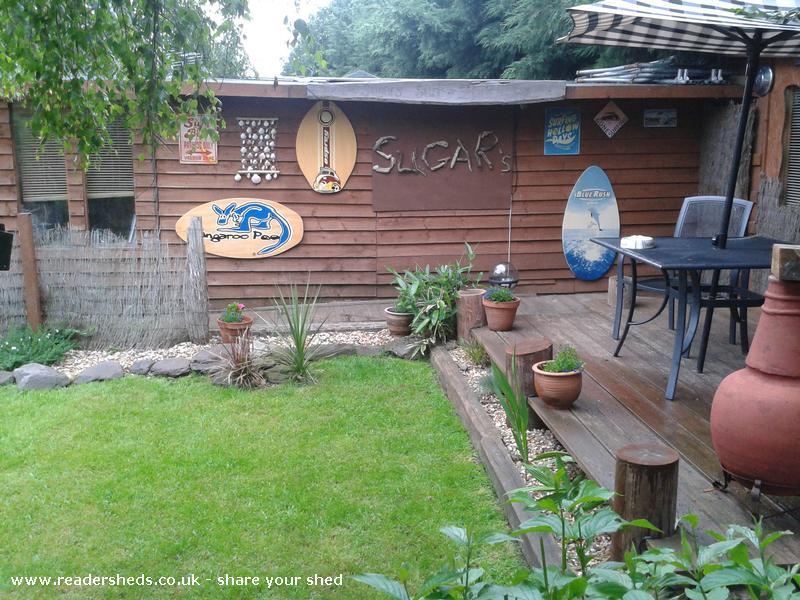 SUGARS SURF SHACK