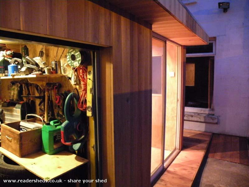 One Grand Designs Shed