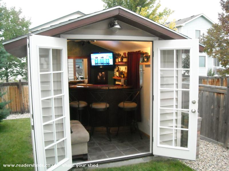 Photo of Marilyn's, entry to Shed of the year-Voew With James Dean