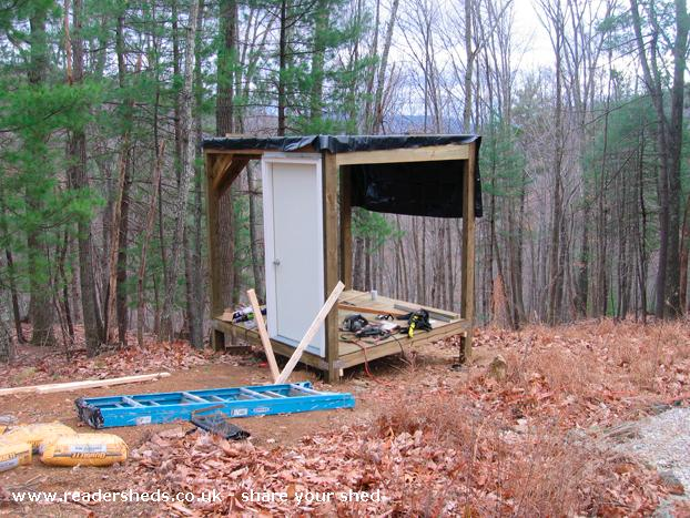 Photo of LanternShed, entry to Shed of the year
