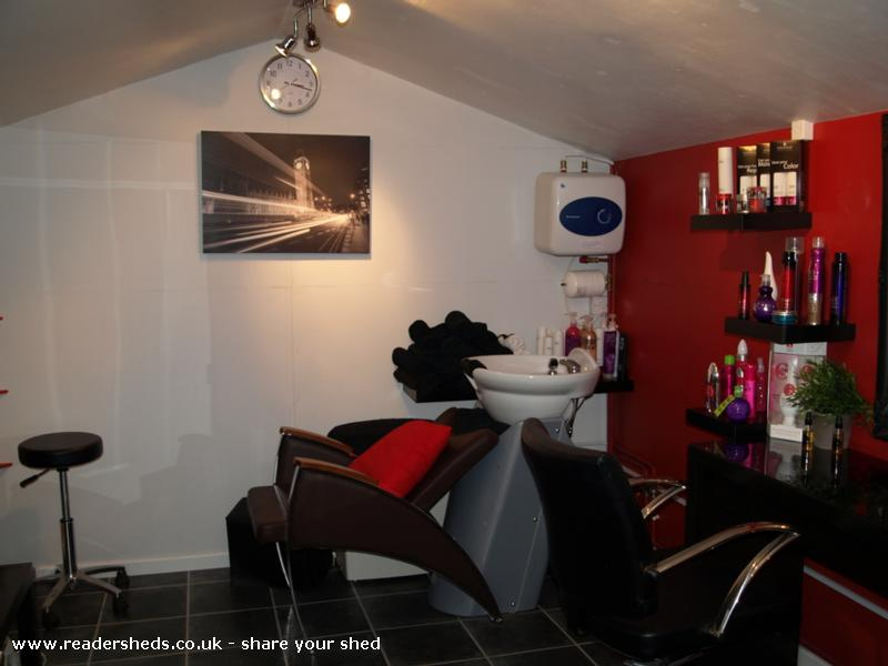 Marc Andrew Hair Salon Unexpected From Garden Owned By