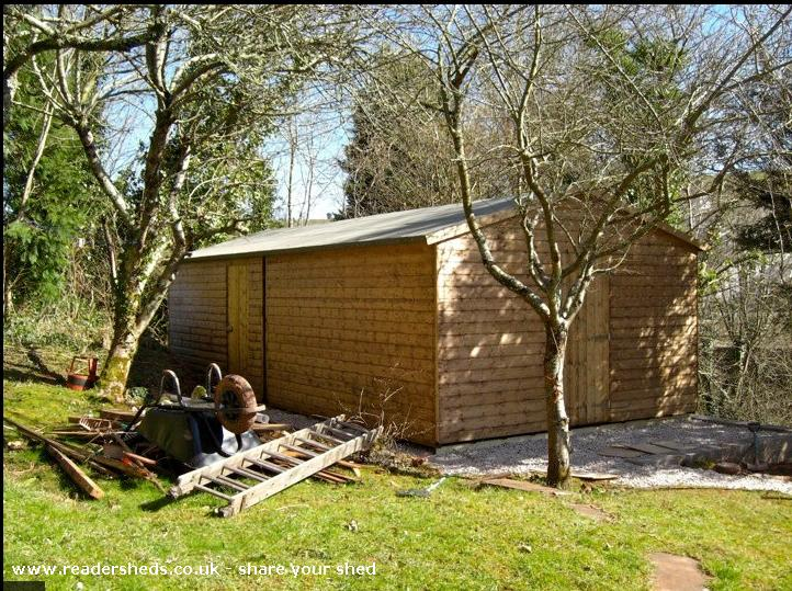 Photo of State Of The Art:Studio, entry to Shed of the year-Outside