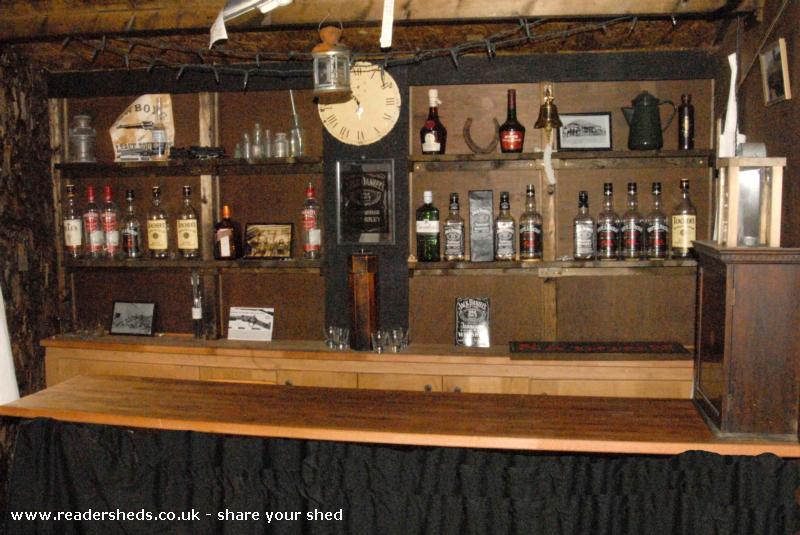 The Silver Spur Saloon