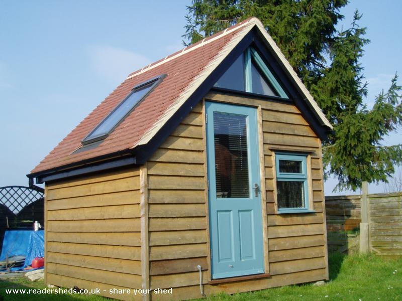 Zzz Shed Cabin Summerhouse From Wallingford Garden Owned
