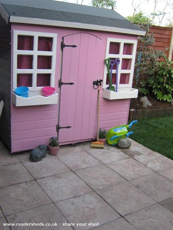 Category winners for shed of the year 2011 for Pretty garden sheds