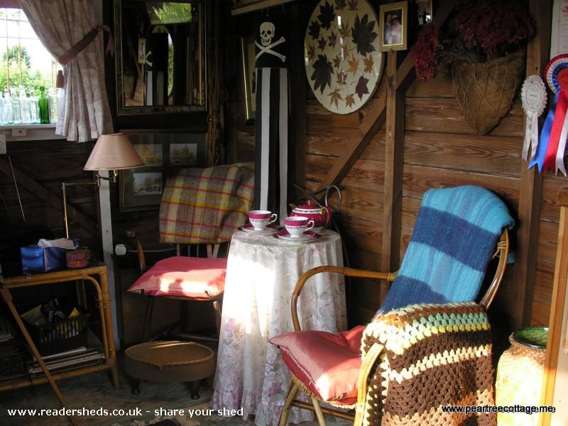 Photo of 'The Studio', entry to Shed of the year-Favourtite corner