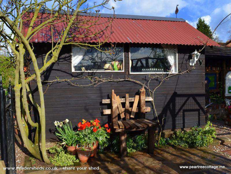 Photo of 'The Studio', entry to Shed of the year