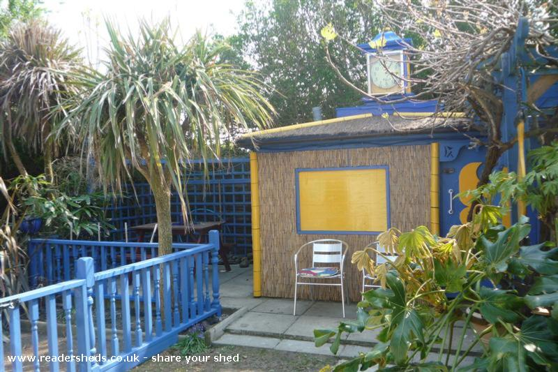 how to build a garden shed from scratch uk