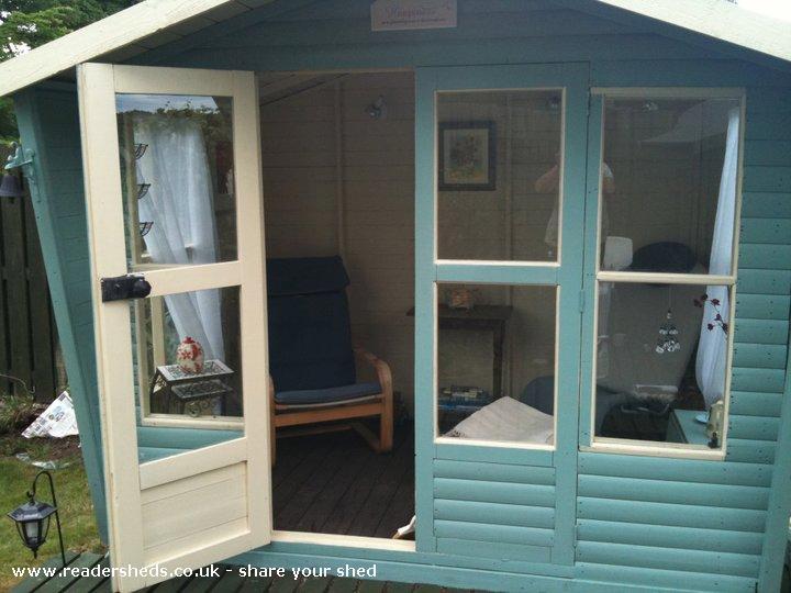 Garden Room Cabin Summerhouse From Edinburgh Colinton