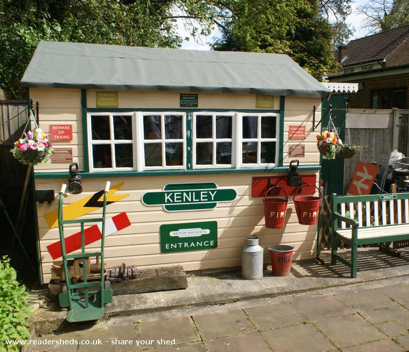 Kenley Signal Box