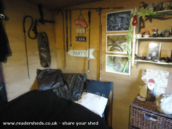 Gypsy Julies Shed