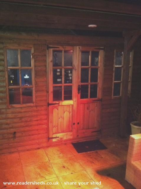 Jacques Bar Cabin Summerhouse From Blackpool Owned By