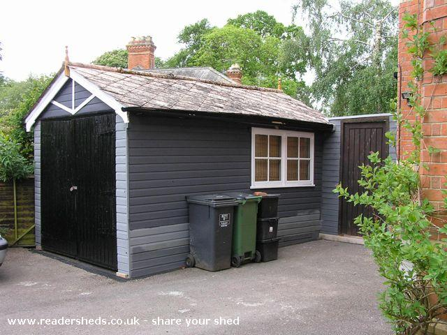 Renovation Shed